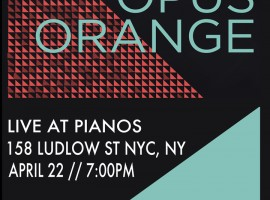 Opus-Orange-Poster-Template12x18NYC
