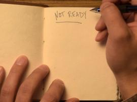 Not Ready - Lyric Video